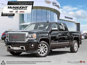 2015 GMC Sierra 1500 Denali | Sunroof | Cooled Seats | Nav | Bos
