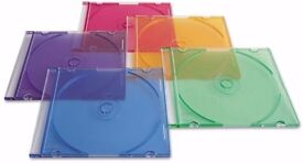 CD & DVD Cases clearance