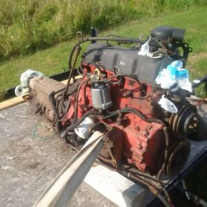 Jeep 4 cly engine possible trade for