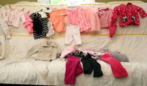 Girls' Clothing, 0-3 Months