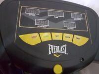 Everlast roger black silver medal treadmill
