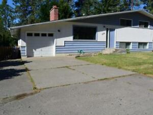 House for rent, Merritt, B.C. close to Bench elementary