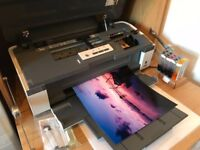 Epson Stylus Office B1100 Colour A3 Printer with CISS / CIS (Continuous Ink System)