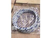 Hoover Candy washing machine door seal 41037248