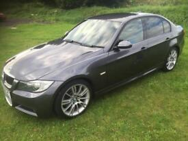 BMW 325d MSport 08