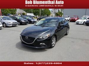 2014 Mazda MAZDA3 Auto w/ Bluetooth AC ($51 weekly, 0 down, all-
