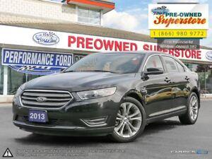 2013 Ford Taurus SEL>>>leather, NAV, sunroof<<<