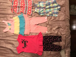 Like New! Toddler Girl Summer Outfits  3T