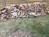 Bricks & hardcore