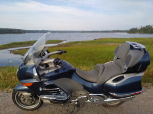 Mint 2005 BMW K1200LT ready to ride! 35kms - priced to sell