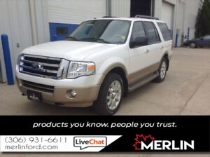 2014 Ford Expedition XLT LEATHER, PST PAID