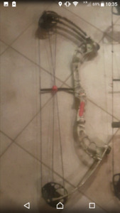 Pse Chaos -left handed- hunting bow
