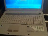 Acer aspire 7720 laptop