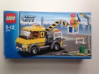 Lego city repair truck