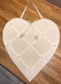Shabby Chic East of India Memo Board
