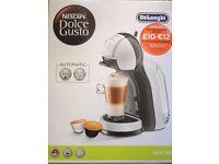 Nescafe Dolce Gusto (DeLonghi) Coffee Machine