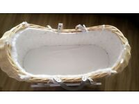 Peter Rabbit Moses basket