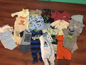 Baby boy clothes. Sizes 3-9 months