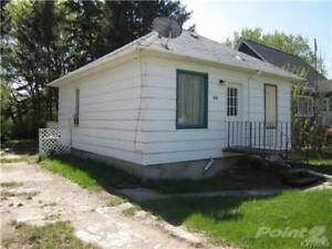 Homes for Sale in South West, Souris, Manitoba $60,000