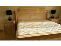 Superking Bed and Mattress