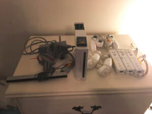 Wii and games for sale