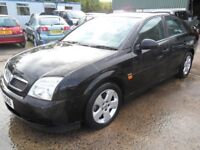 vauxhall vectra parts from a 2004/5 1.9 diesel car 6 speed black