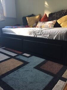 Moving sale- BRIMNES Daybed from IKEA $410