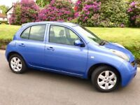 Impressive Micra, 60 MPG, Gorgeous Car, Gorgeous Colour.