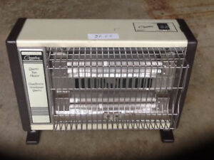 Electric Heater for house, cottage or camper