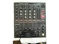 Pioneer djm500 mixer