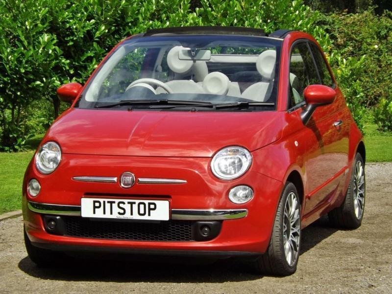 Fiat 500c 1.2 Lounge PETROL MANUAL 2010/60