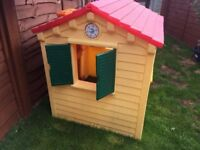 little Tikes playhouse Pre School