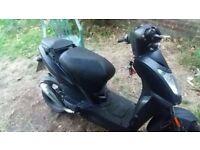 Kymco Agility 50 Moped