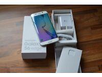 Samsung Galaxy S6 Edge - White - No Offers