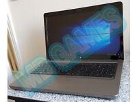 HP G72 LAPTOP WITH WINDOWS 10 PRO