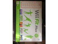 Wii Fit Plus Board & Game