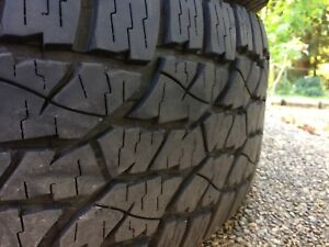All Weather 275/65r18 Tires