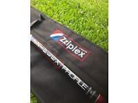 Zziplex profile 13ft sea fishing rod
