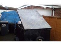 Box/camping trailer