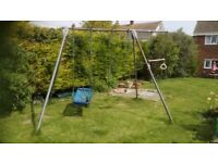 TP Activity Double Swing/Pirate Boat with extension bar