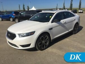 2016 Ford Taurus SHO AWD w/Leather, Moonroof, Navigation!