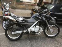 BMW 650 gs new mot new battery