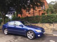2002 Lexus is200 2.0 Automatic Stunning Car Drives Perfect
