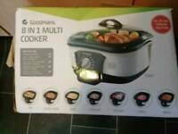Goodman's 8 in 1 multi cooker