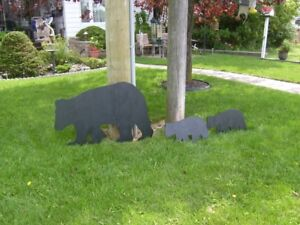 LOOK LOOK -YARD CARVINGS/ ART
