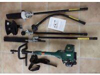 4 in One Petrol Multi-cutter