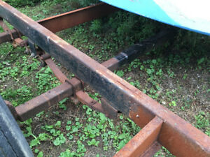 TRAILER PROJECT FOR SALE.