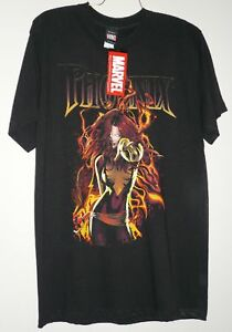 DARK PHOENIX licensed Marvel tee