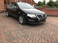 VW PASSAT 2.0 TDI 140BHP 2007 BREAKING FOR PARTS ENGINE CODE BKP COLOUR
