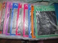 Theatre magazines